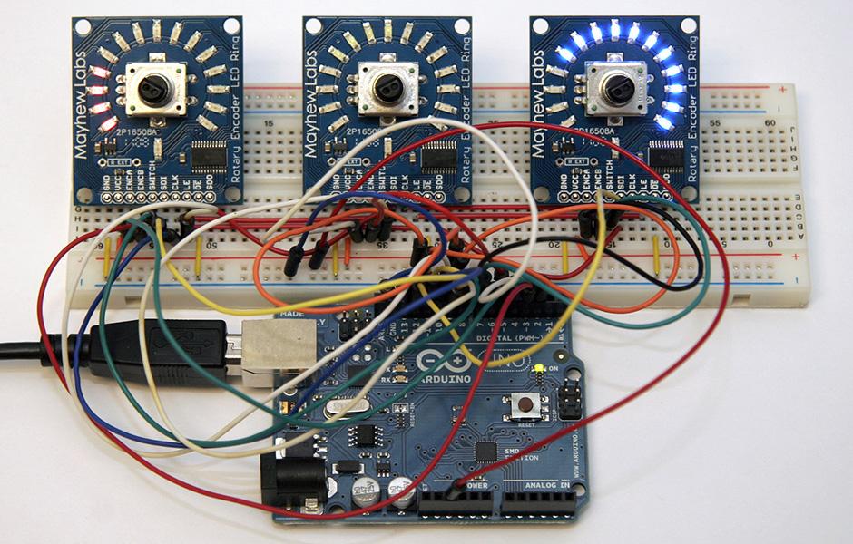 Lars Schumann - Make - RGB Encoder